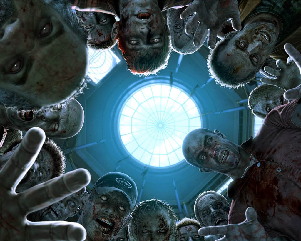 Zombies or Why I Love Tabletop Gaming